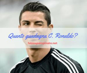 Quanto guadagna C.Ronaldo