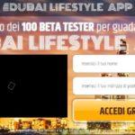 Dubai lifestyle è una truffa? come funziona?